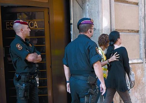 organizacion prostitutas barcelona prostitutas calle vitoria