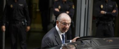 Rodrigo Rato solicita la suspensi�n temporal de militancia del PP