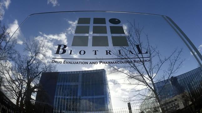 Biotrial laboratory in Rennes