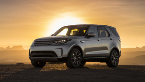 Nuevo Land Rover Discovery.