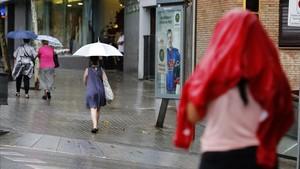 zentauroepp39424559 barcelona 23 07 2017 barcelona reportaje de la tarde lluvio170808112607
