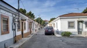 zentauroepp31482089 barcelona 16 10 2015 zona de las casas baratas del barrio d171119143911