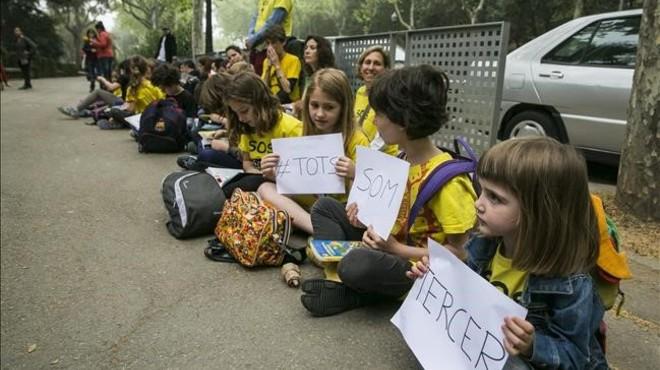 65.000 alumnes catalans comencen aquest dilluns les proves de tercer de primària