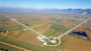 Europa entra en el club de las ondas gravitacionales