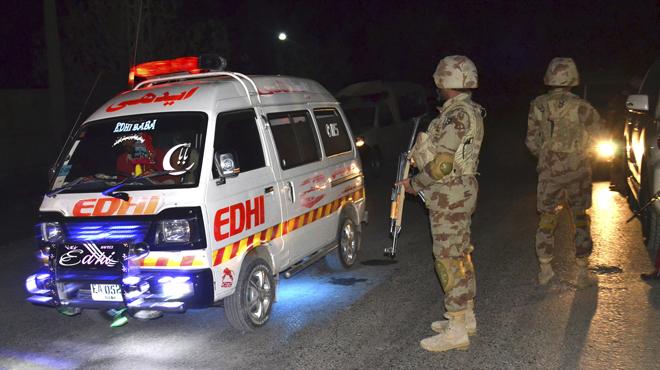 Ataque terrorista con 62 muertos en Quetta.