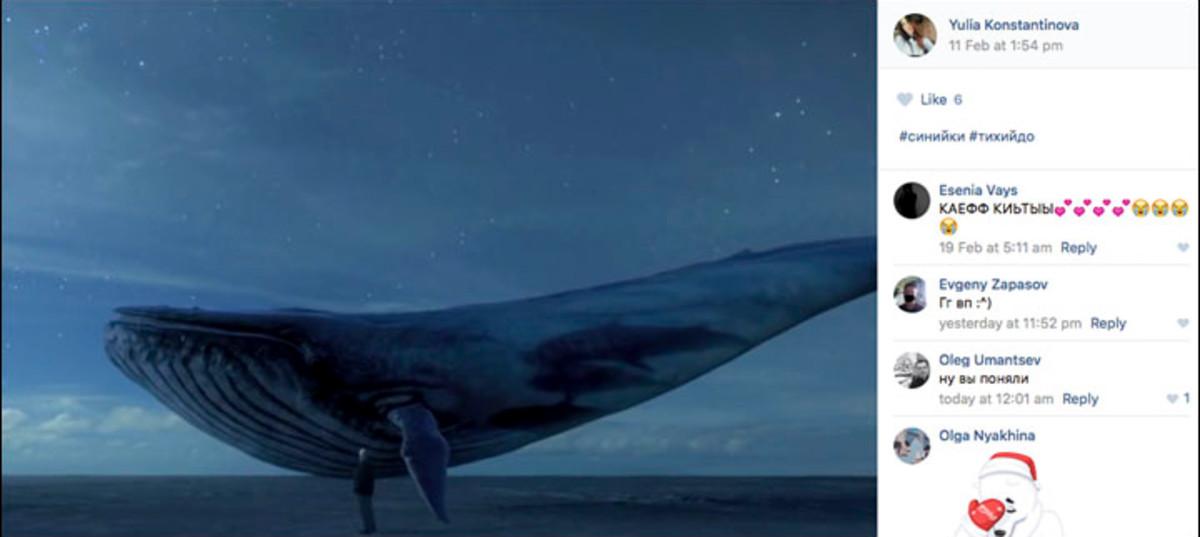 Ingressada una menor catalana per jugar a la 'Balena blava', un repte que indueix al suïcidi