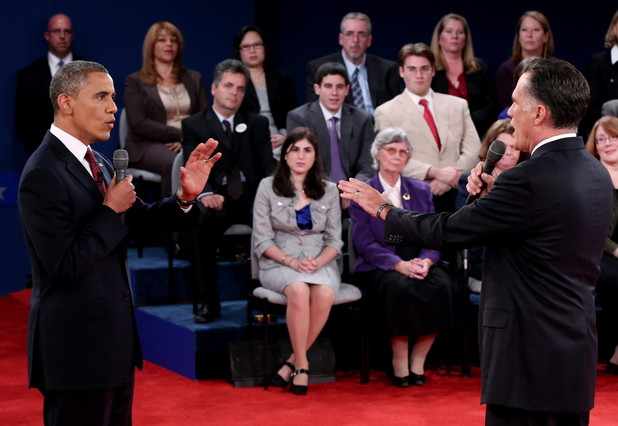 Las frases del segundo debate entre Obama y Romney