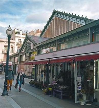 Un mercado que celebra los 125 a�os