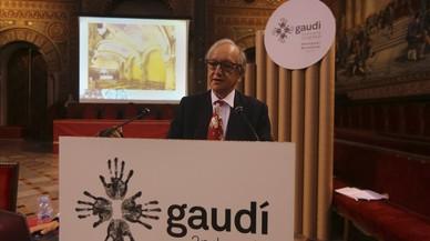 El 'gaudí' inèdit de Gràcia passa un primer examen al congrés sobre l'arquitecte
