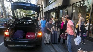 Nou allotjaments turístics inicien tràmits per obrir en zones autoritzades de Barcelona