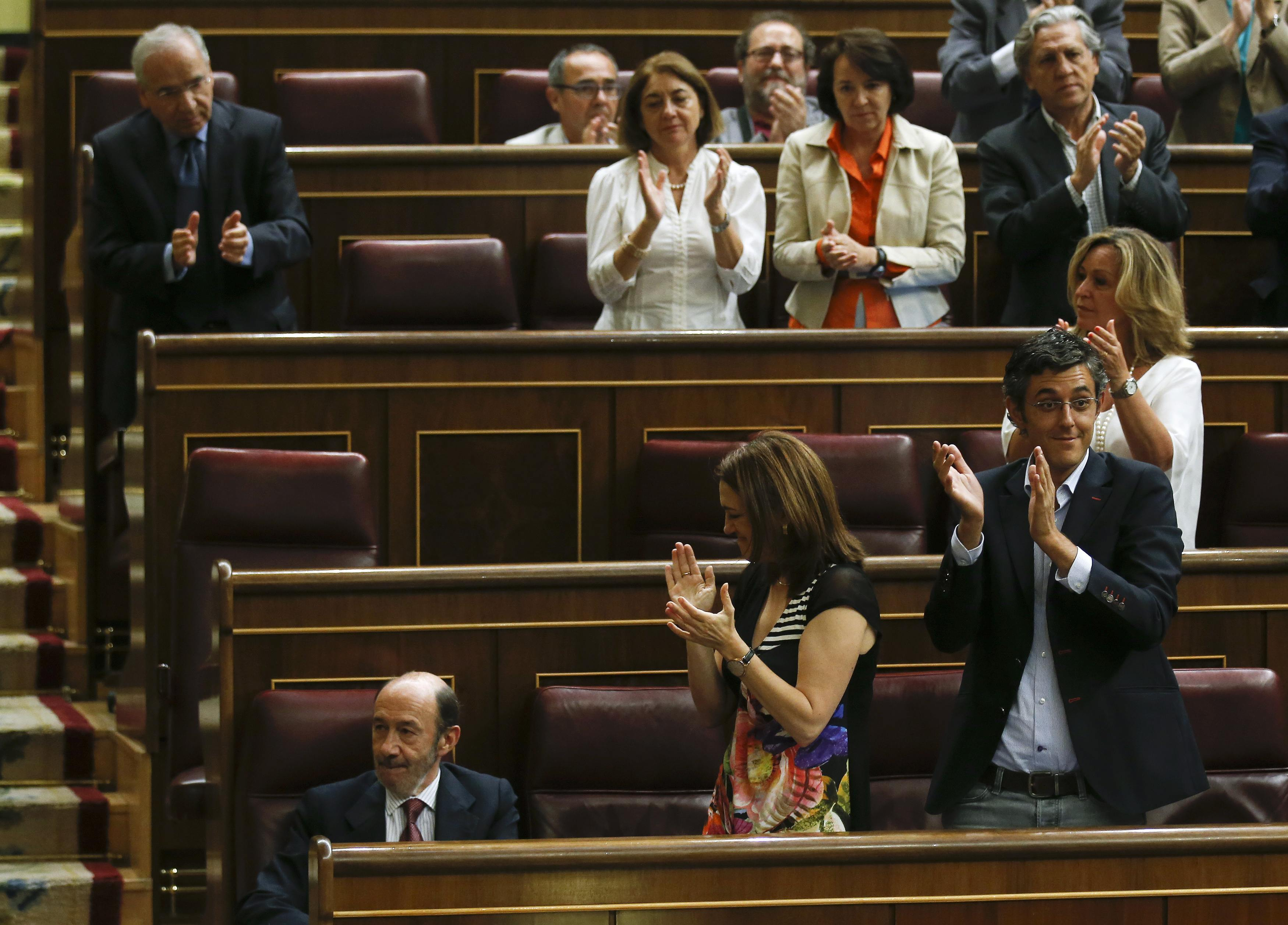 Rubalcaba abandonarà el Congrés i la política al setembre