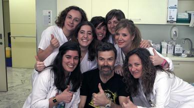 Pau Donés resisteix la final de 'Got talent'
