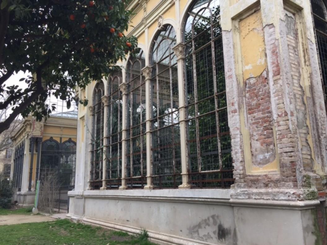Els museus del Parc de la Ciutadella, en un estat lamentable