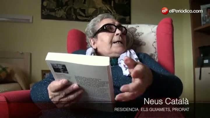 Entrevista a Neus Català