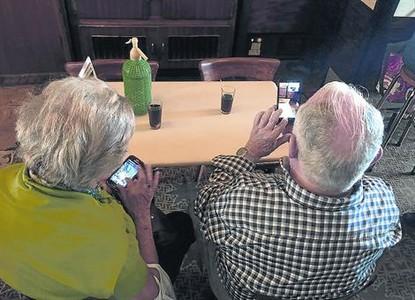 Envejeciendo en una urbe conectada