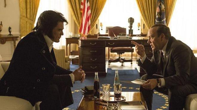 'Elvis & Nixon': Dos tontos muy tontos
