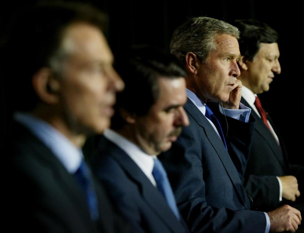 En Comú Podem inicia una ofensiva en las Cortes para investigar a Aznar por su papel en Irak