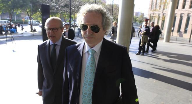 Ildefonso Falcones nega davant el jutge que hagi defraudat 1,47 milions d'euros