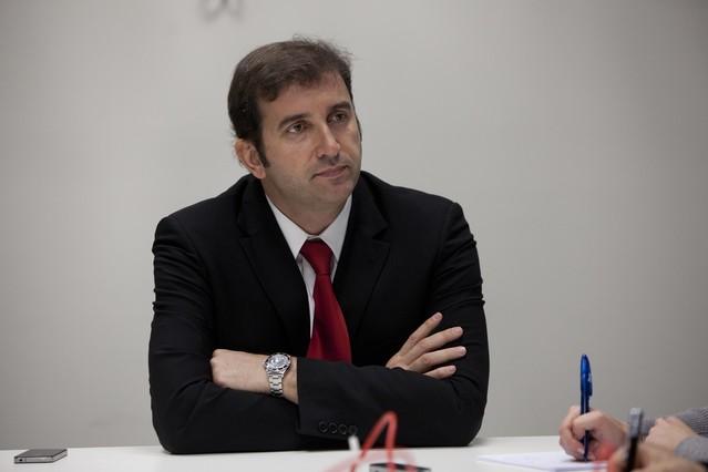 Ferran Soriano, nuevo director ejecutivo del Manchester City