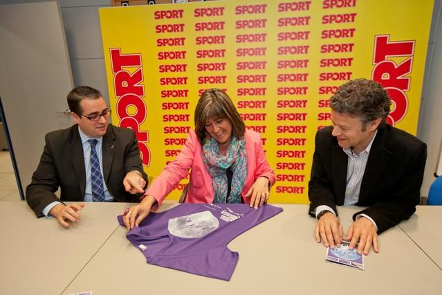La Cursa Nocturna Sport Ciutat de L'Hospitalet llega a la cuarta edici�n con un nuevo circuito