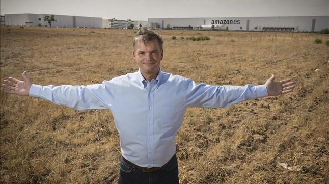 Amazon duplicará su centro logístico en Madrid y creará 1.000 nuevos empleos en tres años