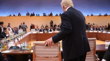 Los grandes países predican libre comercio pero practican proteccionismo