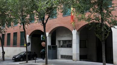 La Guardia Civil interroga a un alto cargo y a funcionarios por el 1-O