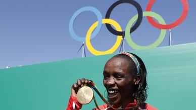 La campiona olímpica de marató dona positiu d'EPO