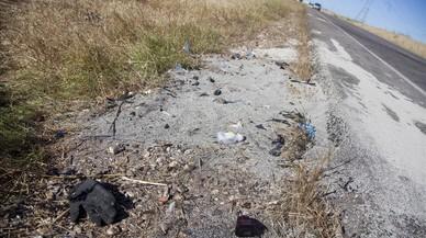 Quatre morts i quatre ferits en un accident de trànsit a Escalonilla
