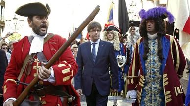 Puigdemont plantejarà una nova proposta de referèndum a l'Estat