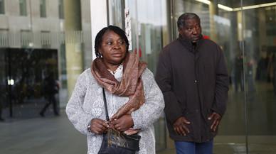 El matrimoni del Clot jutjat per resistir-se a un desnonament denuncia brutalitat policial