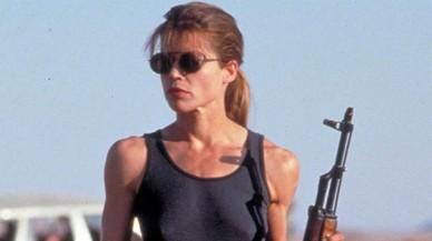 Linda Hamilton volverá a ser Sarah Connor