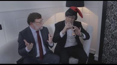 Los Morancos parodian la pareja Rajoy-Puigdemont versionando 'Felices los cuatro'