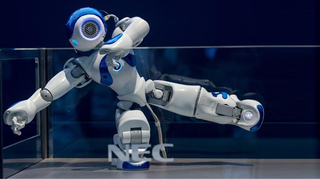 Los robots invaden el Mobile World Congress