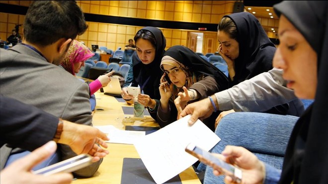 El resultat final de les eleccions a l'Iran confirma el cop de mà dels reformistes