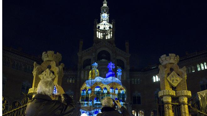 Nadal a Sant Pau