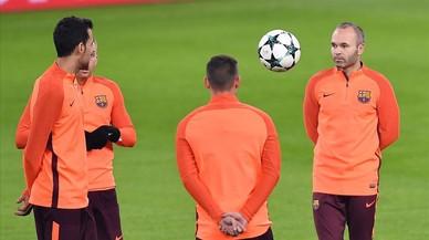 El Barça busca a Torí un punt que té dos premis