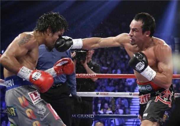 Márquez vence por nocaut a Pacquiao en el sexto asalto en Las Vegas