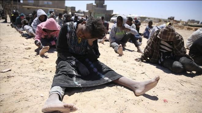 Un total de 1.370 immigrants han mort ofegats al Mediterrani el 2016