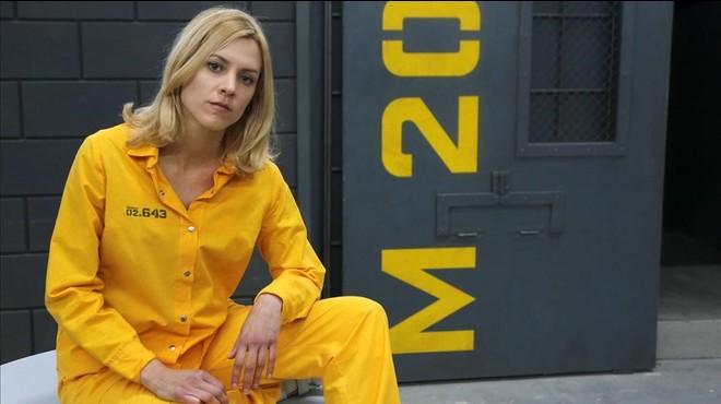 """Maggie Civantos: """"Voldria cadena perpètua a la presó de 'Vis a vis'"""""""