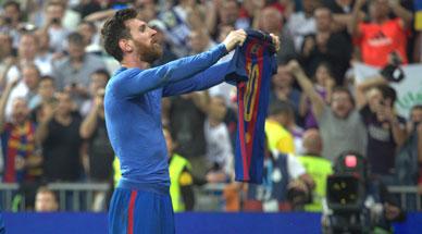 Messi decide que la Liga continúe