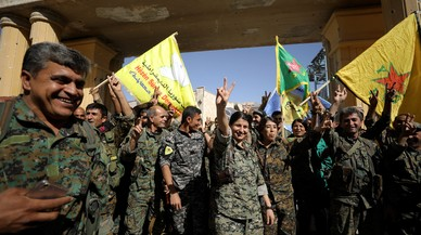 El Estado Islámico pierde Raqqa, su último gran bastión en Siria
