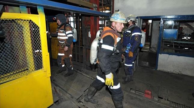 Una explosi�n en una mina de carb�n de Rusia causa cuatro muertos y 26 desaparecidos