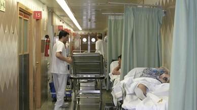 Creix la llista d'espera quirúrgica però baixa el temps de demora