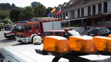 Cinc ferits greus i 22 de lleus per una fuga de gas en un hotel de Cantàbria
