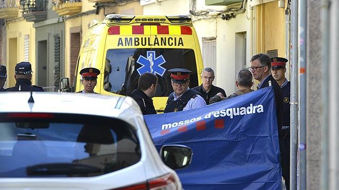 Un mosso de baixa per depressió mata la seva exnòvia d'un tret i se suïcida a Sant Feliu de Llobregat