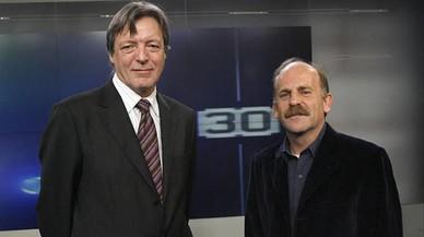 TV-3 relleva els directors de '30 minuts' i 'Sense ficció'