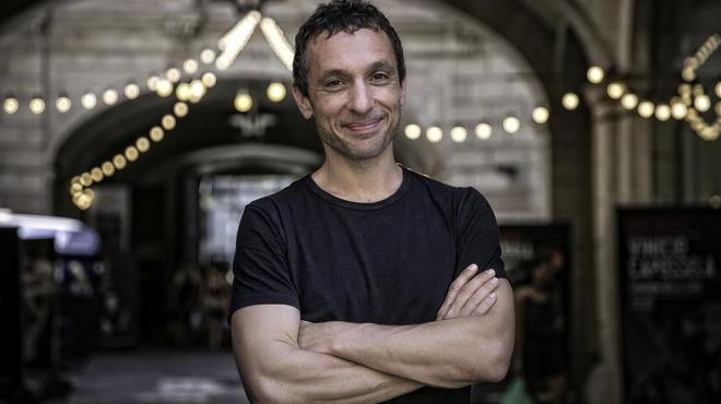 """Pablo Derqui: """"Calígula es un torpedo, una bomba"""""""