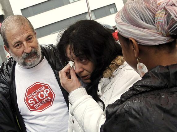 Los desahucios son ya una de las principales inquietudes de los españoles