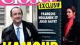 La revista 'Closer' assegura que Hollande manté un idil·li amb l'actriu Gayet